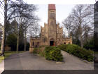 "Friedhof Spandau ""In den Kisseln"""